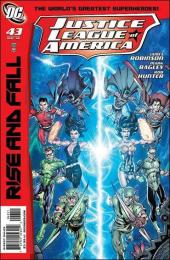 Justice League of America (2006) -43- Rise and fall : all along the watchtower