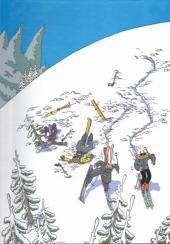 Lapinot (Les formidables aventures de) -2EA- Slaloms