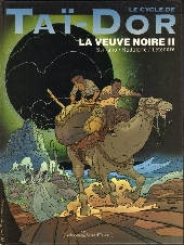 Taï-Dor -5- La veuve noire - 2