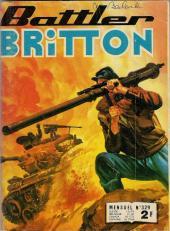 Battler Britton (Imperia) -329- Entre 2 feux