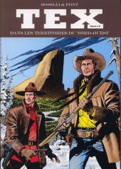 Tex (Maxi) (Clair de Lune) -5- Dans les territoires du nord-ouest