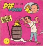 Pif Poche -24- Pif Poche n°24