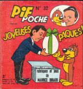 Pif Poche -32- Pif Poche n°32