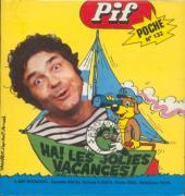 Pif Poche -132- Ha! les jolies vacances