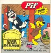 Pif Poche -155- Le crabe