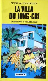 Tif et Tondu -8poch- La Villa du Long-cri