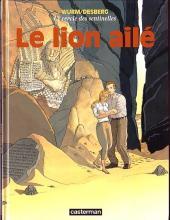 Le cercle des sentinelles -2- Le lion ailé