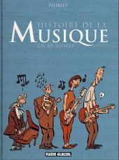 Histoire de la musique en 80 tomes -1- Tome 1