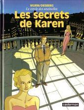 Le cercle des sentinelles -1- Les secrets de Karen