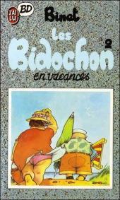 Les bidochon -2PochPub- Les Bidochon en vacances