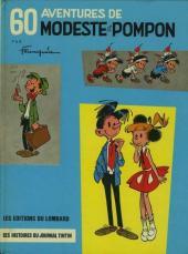 Modeste et Pompon (Franquin) -1a'73- 60 aventures de Modeste et Pompon