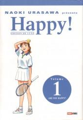 Happy! (Urasawa) -1- Are you happy?