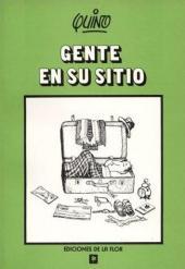 (AUT) Quino (en espagnol) - Gente en su sitio