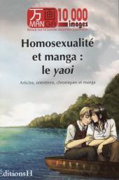 Manga 10000 images -1- Homosexualité et manga : le yaoi