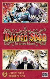 Darren Shan -5- Les Épreuves de la mort