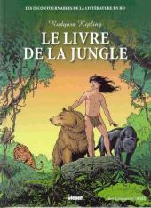 Les incontournables de la littérature en BD -5- Le Livre de la jungle