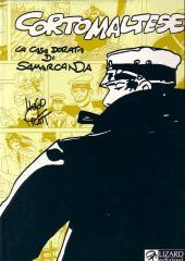 Corto Maltese (en italien) -6- La casa dorata di Samarcanda