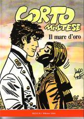 Corto Maltese (en italien) -5- Il mare d'oro