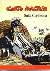 Corto Maltese (en italien) -4- Suite caribeana