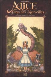 Alice au Pays des Merveilles (Awano/Reppion/Moore) -1- Alice au Pays des Merveilles