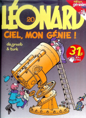 Léonard -20b1999- Ciel, mon génie !