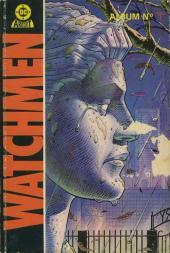 Watchmen (Les Gardiens) -1- ALBUM n° 1 (tomes 1 + 2)