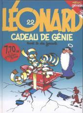 Léonard -22a1999a'- Cadeau de génie