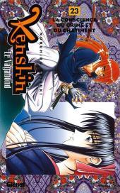 Kenshin le Vagabond -23a- La conscience du crime et du châtiment