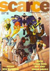 (DOC) Scarce -72- Dossier new warriors-fantax-tuska-matt kindt-graham annable