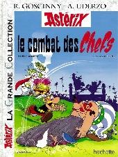 Astérix (La grande collection) -7- Le combat des chefs