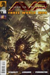 Aliens vs. Predator: Three World War (2010) -3- Book 3