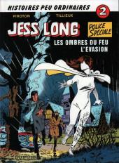 Jess Long -2a1987- Les ombres du feu - L'évasion