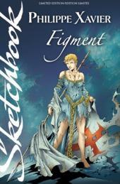 (AUT) Xavier, Philippe -1Premium- Sketchbook - Philippe Xavier - Figment