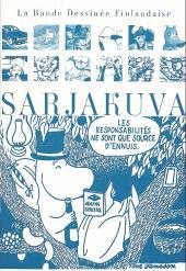 (Catalogues) Expositions - La Bande Dessinée Finlandaise - Sarjakuva