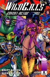 WildC.A.T.s: Covert Action Teams (1992) -0- Wildc.a.t.s covert-action-teams