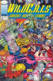 WildC.A.T.s: Covert Action Teams (1992) -3- Reunification