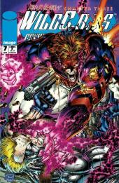 WildC.A.T.s: Covert Action Teams (1992) -7a- Killer instinct chapter three: showdown (silver cover)