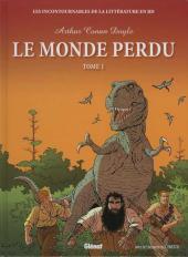 Les incontournables de la littérature en BD -6- Le Monde perdu - Tome 1