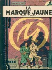 Blake et Mortimer (Historique) -5c66- La Marque Jaune