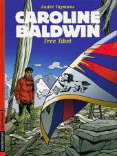 Caroline Baldwin -14- Free Tibet