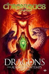Chroniques de DragonLance -3- Dragons d'une aube de printemps, première partie