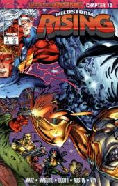 Wildstorm Rising (1995) -2- Number two