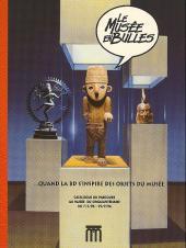 (Catalogues) Expositions - Le Musée en bulles