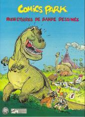 (Catalogues) Expositions - Comics Park - Préhistoires de bande dessinée