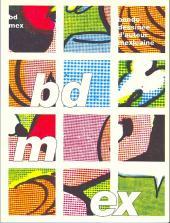 (Catalogues) Expositions - Bd mex - bande dessinée d'auteur mexicaine