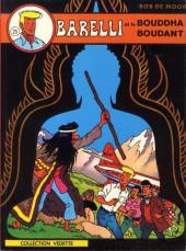 Barelli -3- Barelli et le bouddha boudant