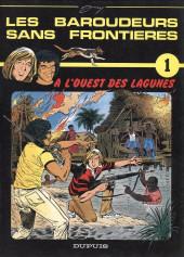 Les baroudeurs sans frontières -1- À l'ouest des lagunes