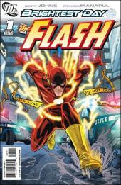 Flash (The) (2010) -1- Case one : the dastardly death of the rogues