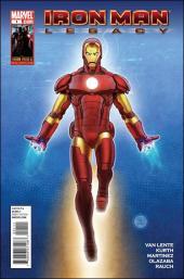 Iron Man Legacy (2010) -1- War of the iron men part 1