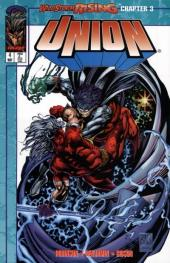 Union (1995) -4- Wildstorm rising chapter 3